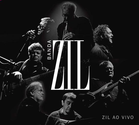Cd Banda Zil - Zil Ao Vivo