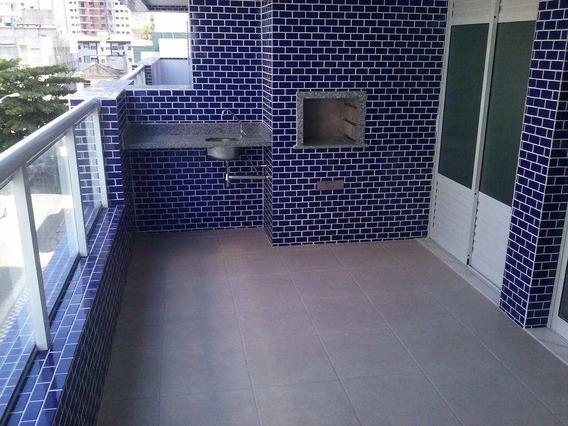 Apartamento Com 2 Dorms, Itararé, São Vicente - R$ 530 Mil, Cod: 3204 - V3204