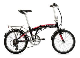 Bicicleta Olmo Pleggo Full Rodado 20 1bo1604
