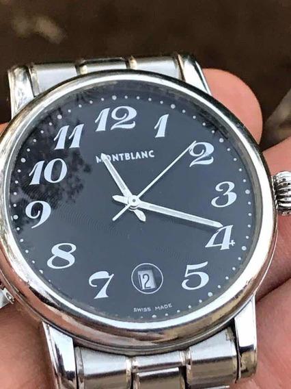 Relógio Montblanc Meinsterstuck 44mm - 7072 - Bracelete