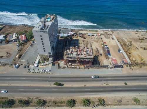Venta De Departamento Condominio De 197.2 M2/2122.64 Sq Ft., Tipo A6 Torre A Viento En Ensenada