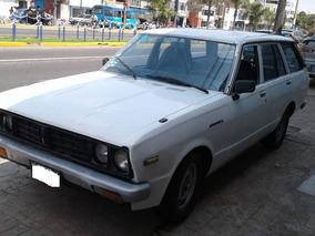Datsun Jnl 710 Año 1981 Tipo Station Wagon