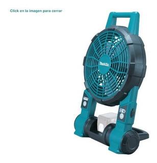 Ventilador Ina Bcf201z Makita No Incluye Cargador Ni Bateria