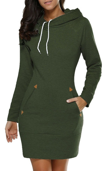 Buzo Mujer Gimnasia Yoga Fitness Gym Long Fit Hoodies A03