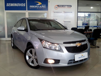 Chevrolet Cruze 1.8 Lt 16v Manual 2012 Prata Flex