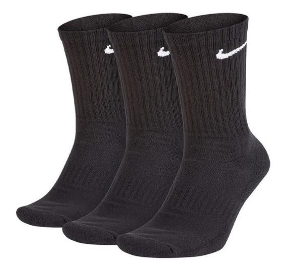 Kit Meias Nike Everyday Cano Alto C/3