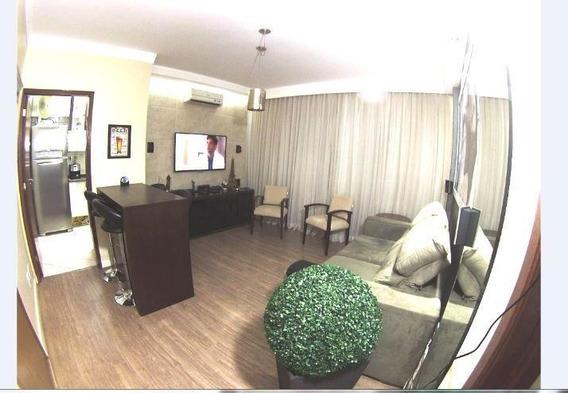 Apartamento Em Encruzilhada, Santos/sp De 59m² 2 Quartos À Venda Por R$ 336.000,00 - Ap273599