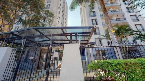 Apartamento Para Venda, 3 Dormitórios, Vila Santo Estéfano - São Paulo - 12451
