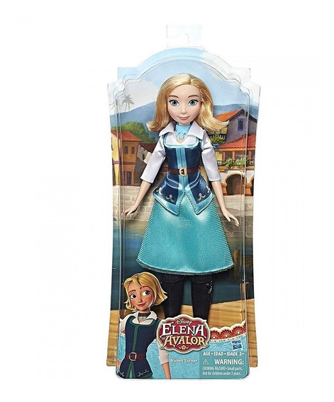 Muñeca Naomi Elena De Avalor 30 Cm