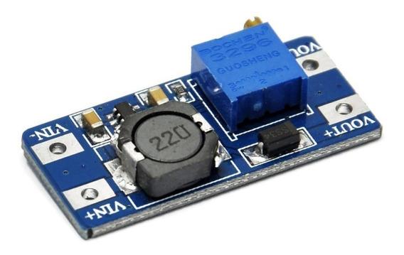 Convertidor Dc-dc Boost Elevador Tension Step Up Mt3608 Mona