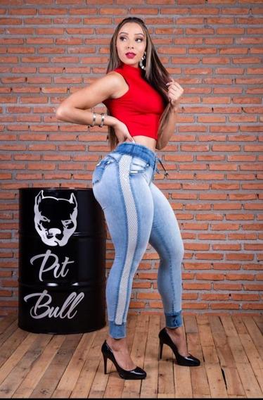 Calça Pit Bull Jeans Com Bojo Estilo Rhero, Oxtreet, Set