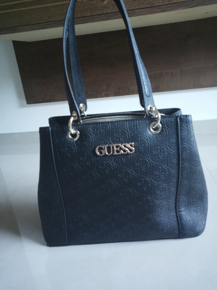 Bolsa Guess Black Importada