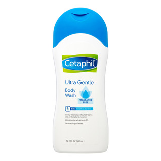 Cetaphil Paquete 3 Ultra Gentle Body Wash,