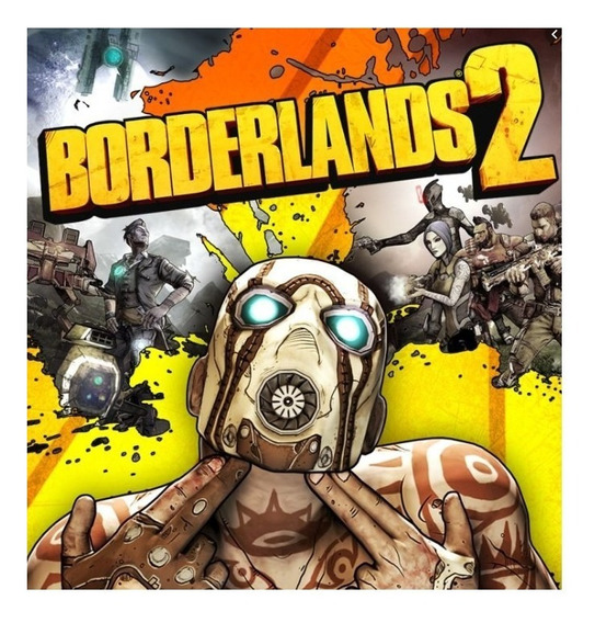 Borderlands 2-pc-dvd(midia Fisica)