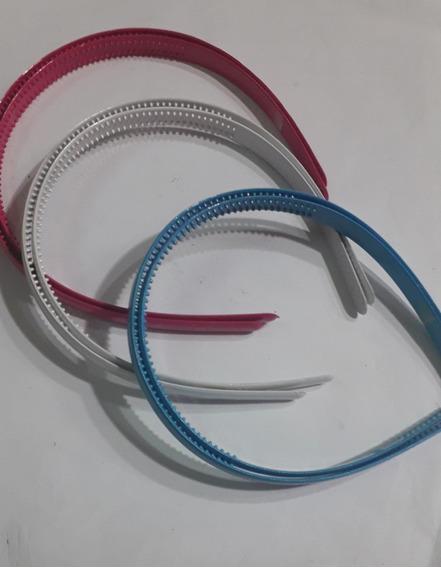 Cintillos Plasticos Excelente Flexibilidad Precio X3 Docena