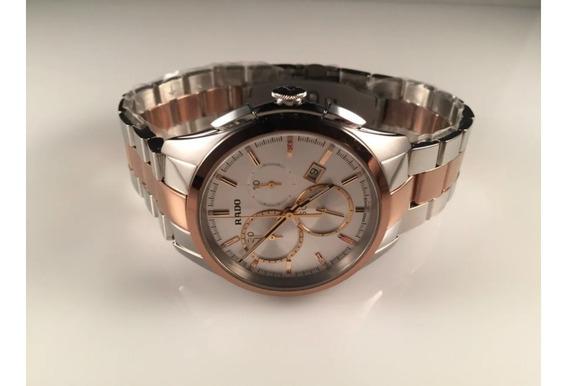 Reloj Rado Hyperchrome Chronograph Nuevo R32039102 Original