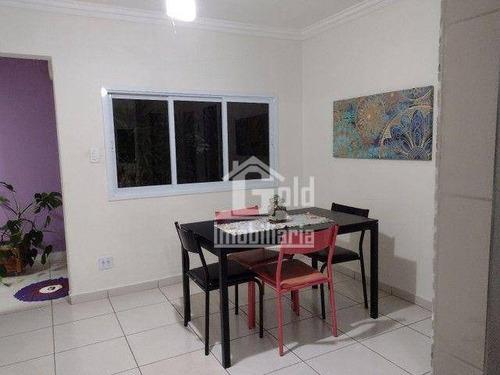 Imagem 1 de 16 de Casa Com 3 Dormitórios À Venda Por R$ 300.000 - Jardim Alexandre Balbo - Ribeirão Preto/sp - Ca2172