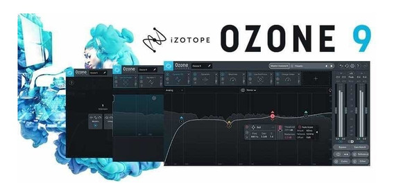 Izotope 9 Advanced Solo Mac