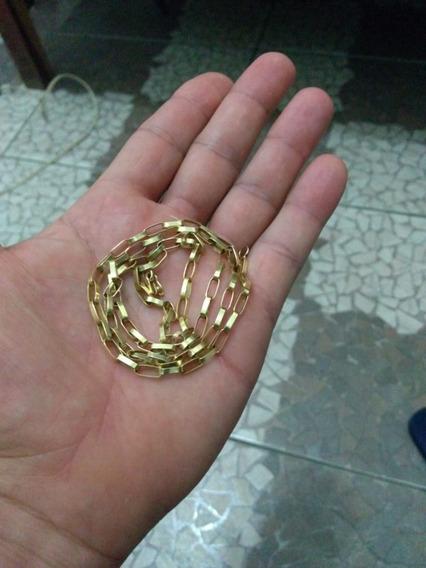 Cordão De Ouro 10g