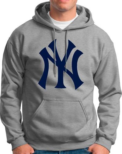 Imagen 1 de 2 de Sudadera Beisbol New York Yankees Baseball!!