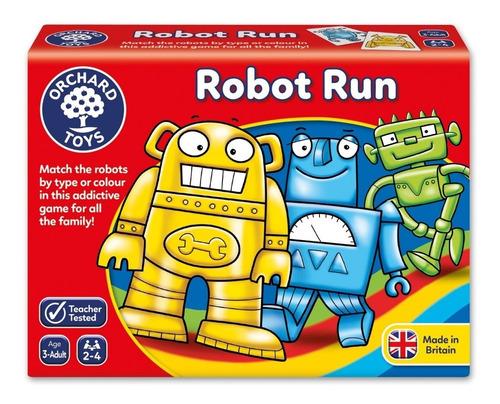 Imagen 1 de 1 de Robot Run 012 Orchard Toys