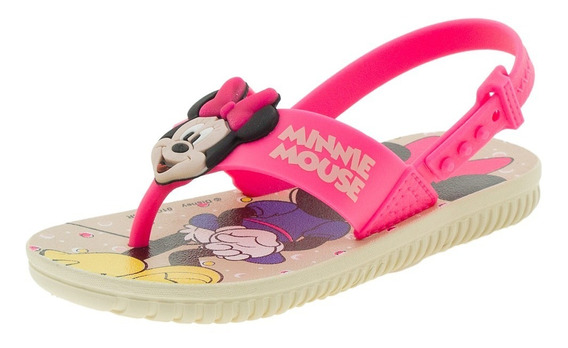 Chinelo Infantil Baby Disney Friends Grendene Kids - 21988 B