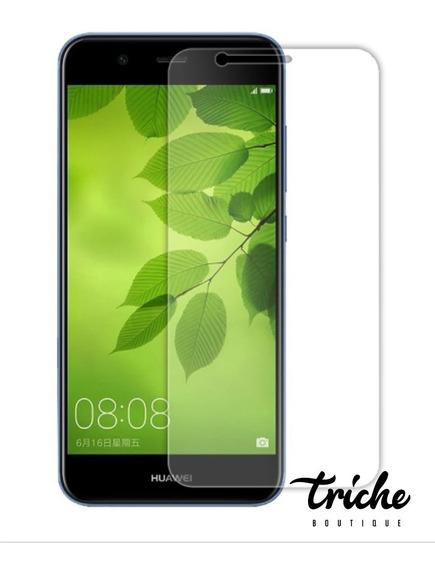 Cristal Templado Mica Contra Golpes Huawei P10 Selfie
