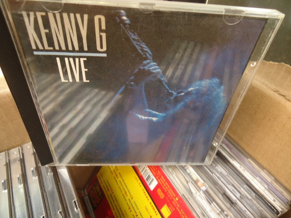 Cd Kenny G Live