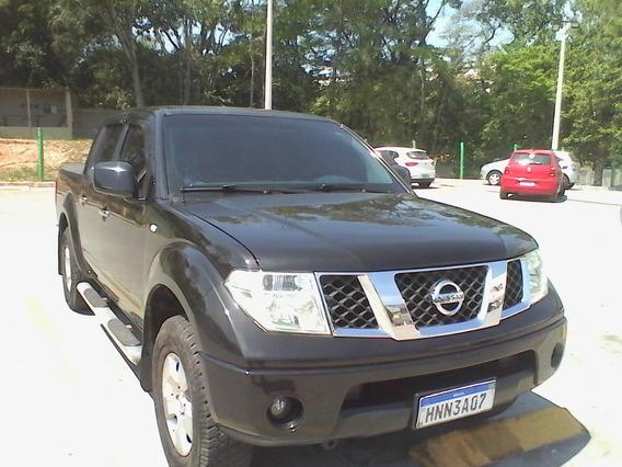 Nissan Frontier 10/10 - 4x2 - Completa.
