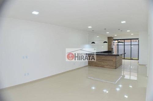 Casa Com 3 Dormitórios À Venda, 144 M² Por R$ 620.000 - Residencial Real Park Sumaré - Sumaré/sp - Ca1479