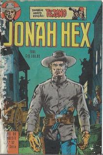 1984 Hq Quadrinhos Reis Do Faroeste Jonah Hex Nº 52 Ebal