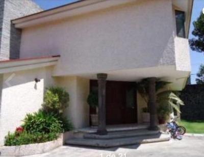 Casa En Condominio En Paseo Del Pedregal, Alvaro Obregón