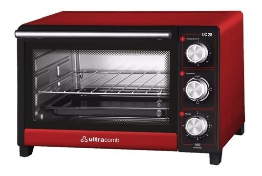 Ultracomb Horno Electrico Uc28
