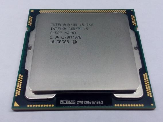 Processador Intel I5 760 2.8ghz 8m Lga 1156