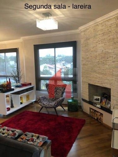 Apartamento À Venda, 157 M² Por R$ 1.100.000,00 - Jardim Da Saúde - São Paulo/sp - Ap0383