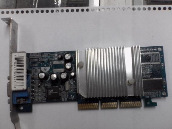 Tarjeta De Video Gf Mx 4000 64 Mb