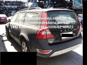 Volvo Xc70 3.2 Xc90 Batida Sucata Para Pecas / Motor/ Cambio