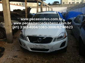 Volvo Xc60 Batida Sucata Para Pecas / Motor / Farol / Bomba