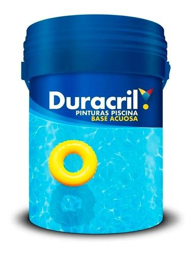 Imagen 1 de 8 de Pintura Piscina Pileta Duracril Envio Gratis Proteccion Agua
