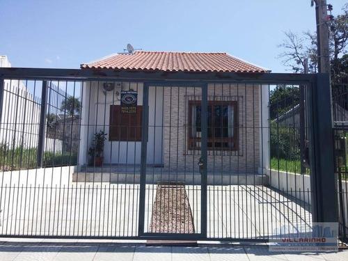 Casa Com 2 Dormitórios À Venda, 76 M² Por R$ 297.000,00 - Ipanema - Porto Alegre/rs - Ca0126