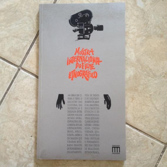 Livro Mostra Internacional Do Filme Etnográfico 1993 C3