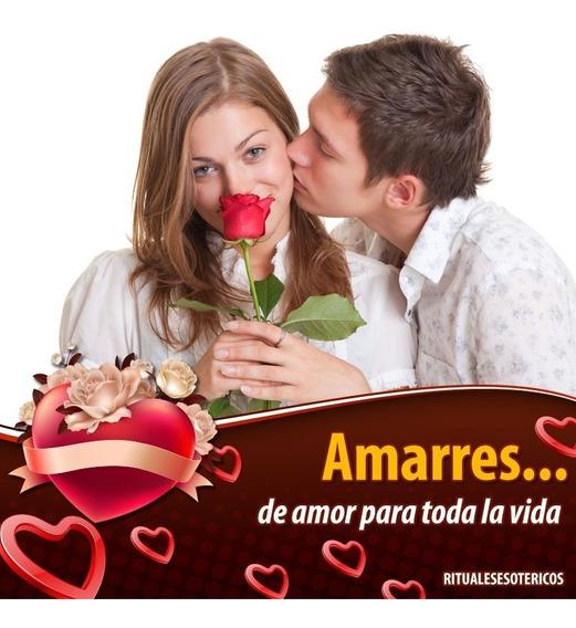 Poderoso Hechizo De Amarre De Amor Eterno Garantizado!!