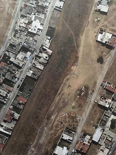 Ecatepec, Excelente Terreno En Corredor Urbano De Densidad Alta,