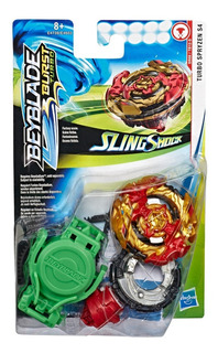 Beyblade Burst Turbo Slingshock - Top Y Lanzador Spryzen S4