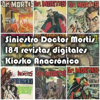 Doctor Mortis 184 Antiguas Revistas Digitalizadas.