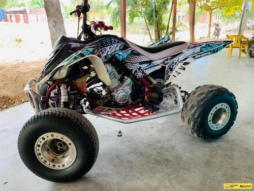 Cuatrimoto Yamaha Raptor 700