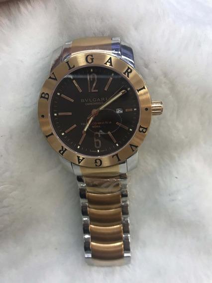 Relógio Bvgari Carbon Gold