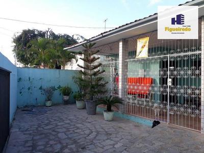 Casa Com 3 Dormitórios À Venda, 140 M² Por R$ 290.000 - Cristo Redentor - João Pessoa/pb - Ca0730
