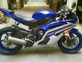 Yamaha R-6 Nacional Mod. 2016 Factura Original