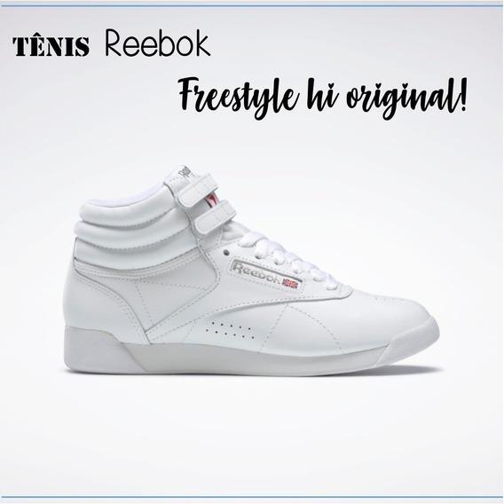 Tênis Reebok Freestyle Hi Original!!!